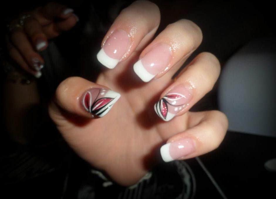 Pose salon ongles am ricain for Ongles salon